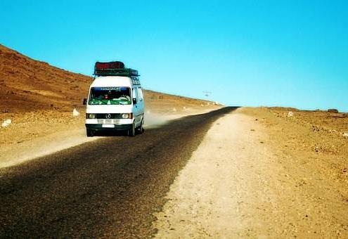 TK-SUD transport depuis Lyon vers le Maroc