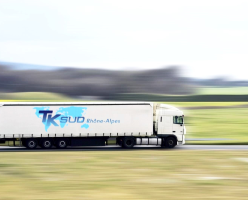 TK-SUD transport depuis Lyon vers le Turquie