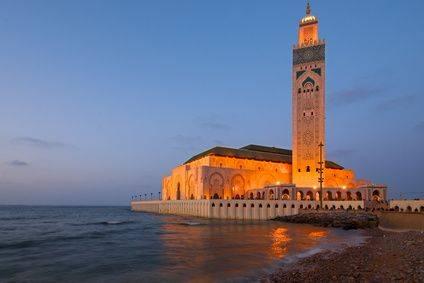 Transport Lyon Maroc