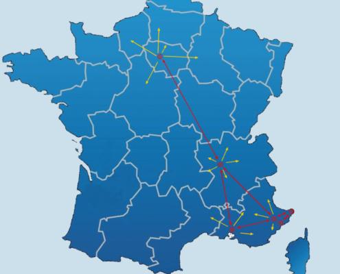 réseau de transport national